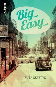 Big Easy Ruta Sepetys