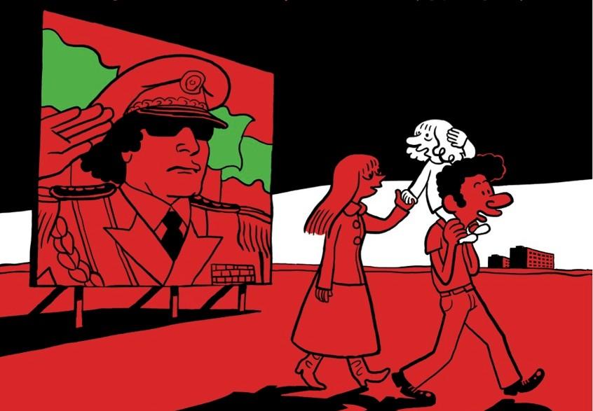 «L'Arabe du futur» : plongée dans l'enfance de Riad Sattouf