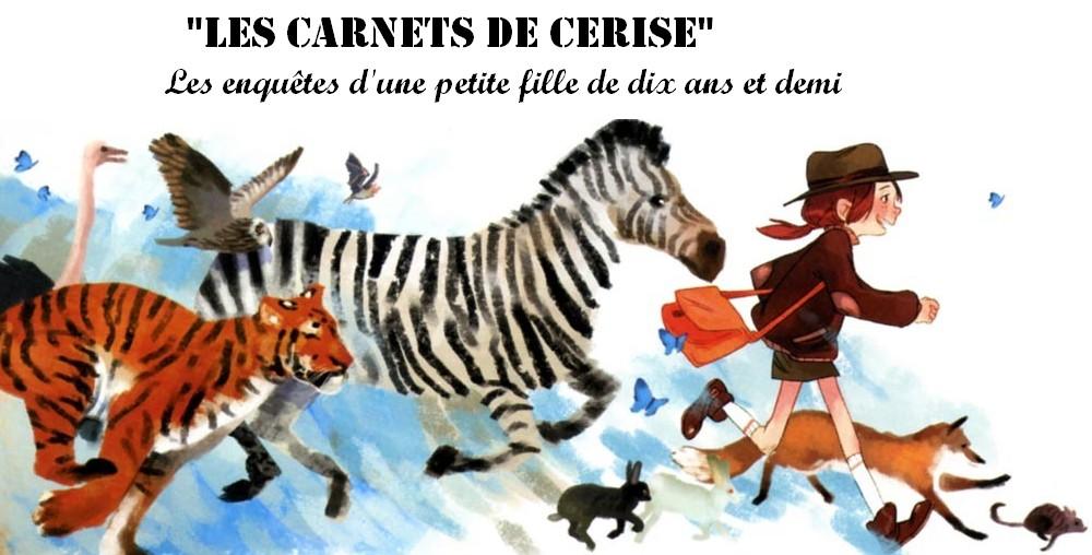 «Les Carnets de Cerise» : enquêtez aux côtés d'une petite fille bien curieuse
