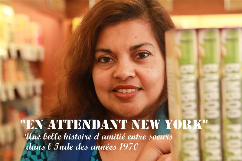 """""""En attendant New York"""" de Mitali Perkins : au cœur de l'Inde des années 1970"""