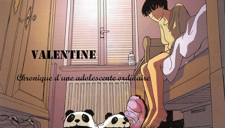 «Valentine» de Vanyda : chronique d'une adolescente ordinaire