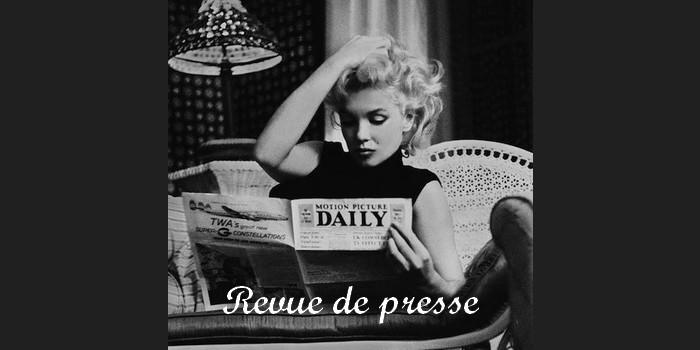 Revue de presse #9 : du 27 juillet au 2 août