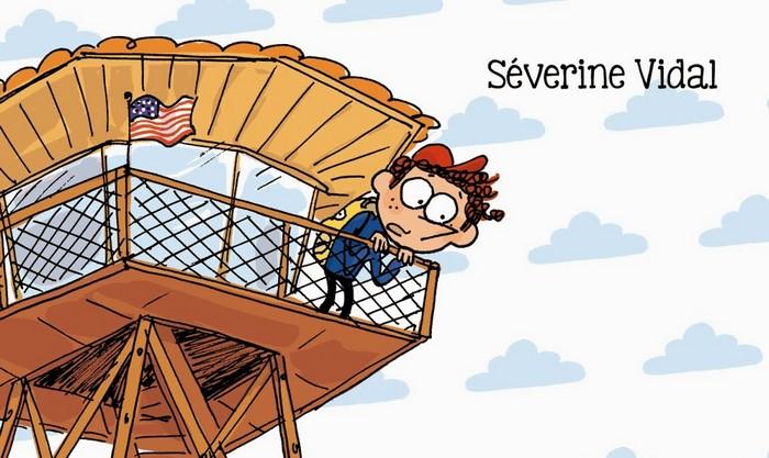 «La drôle d'évasion» de Séverine Vidal : vacances à Alcatraz