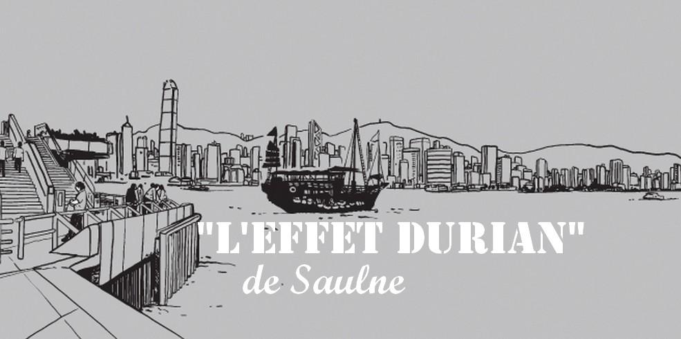 «L'effet Durian» de Saulne : deux sœurs, deux visions différentes