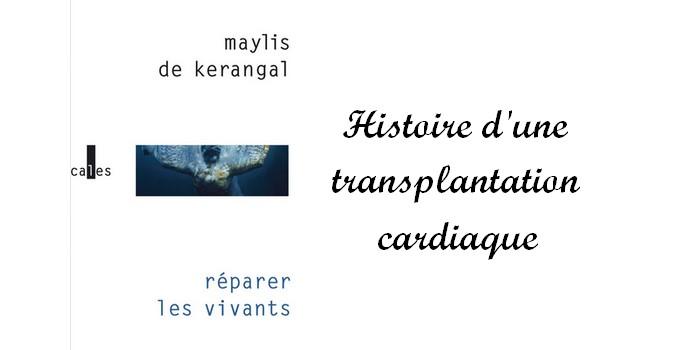 «Réparer les vivants» de Maylis de Kerangal : histoire d'une transplantation