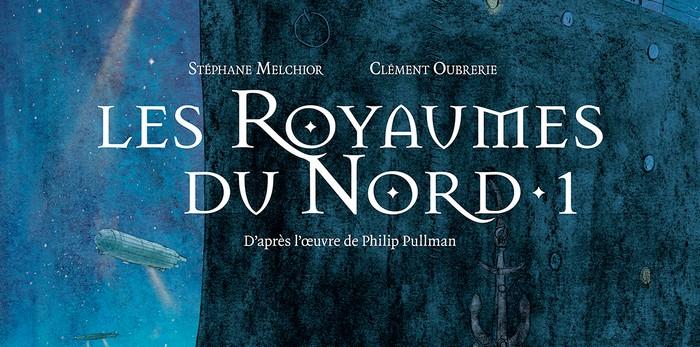 «Les royaumes du nord» adaptés en bande dessinée