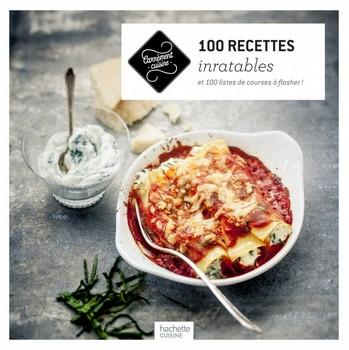 100 recettes inratables Hachette Cuisine, 2014 - Prix : 5,95€ISBN : 978-2-01-238761-4