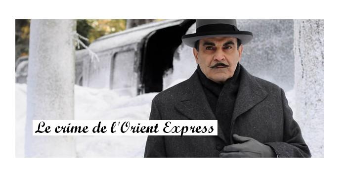 """""""Le crime de l'Orient Express"""" : lis, c'est un classique !"""