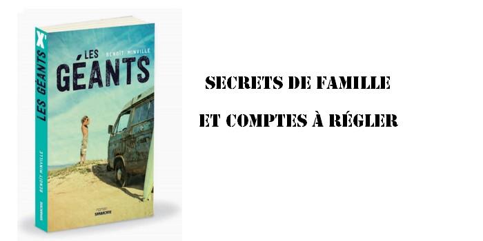 """""""Les géants"""" de Benoît Minville"""