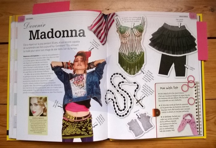 Mode-madonna
