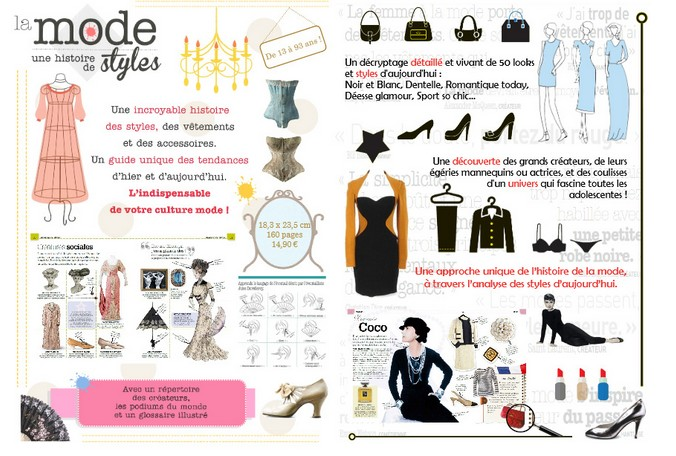 «La mode : une histoire de styles»
