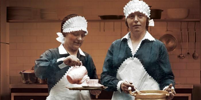 «Les tribulations d'une cuisinière anglaise» : la «vraie» Mrs Patmore de Downton Abbey