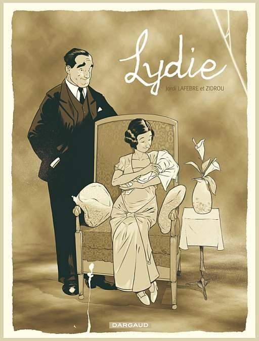 Lydie Jordi Lafebre et ZidrouDargaud, 2010 - Prix : 14,99€ISBN : 978-2-5050-0808-8