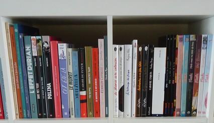 De l'autre côté de l'écran : mes bibliothèques