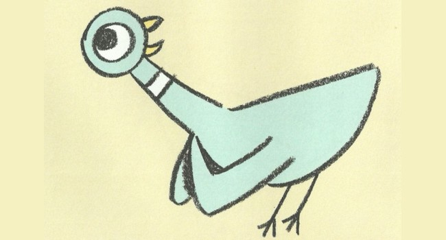 Mercredi jeunesse : le pigeon de Mo Willems