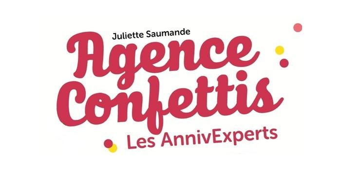 Agence confettis : les annivExperts – Juliette Saumande