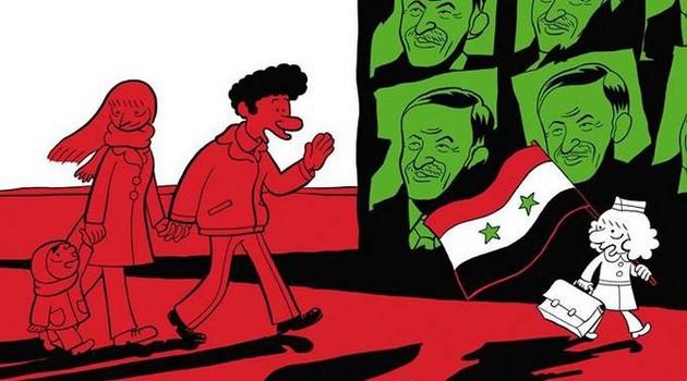 L'Arabe du futur, tome 2 – Riad Sattouf