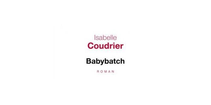 Babybatch : le fangirlisme sous la plume d'Isabelle Coudrier