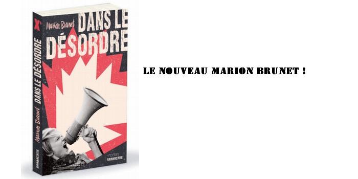 Dans le désordre – Marion Brunet