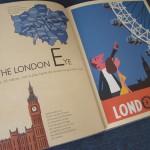 Let's go to London : un abécédaire au look rétro