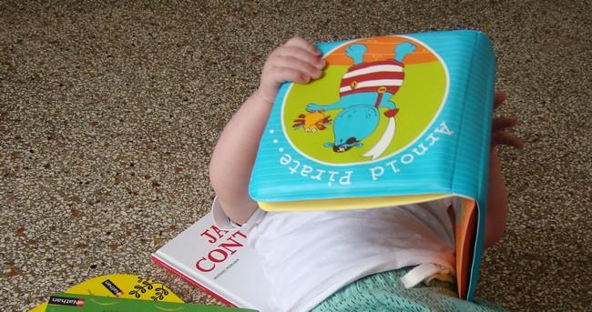 Un samedi bouquins – les livres de bébé lecteur !