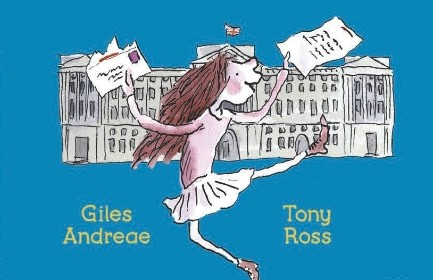 La Reine et moi – Giles Andreae et Tony Ross