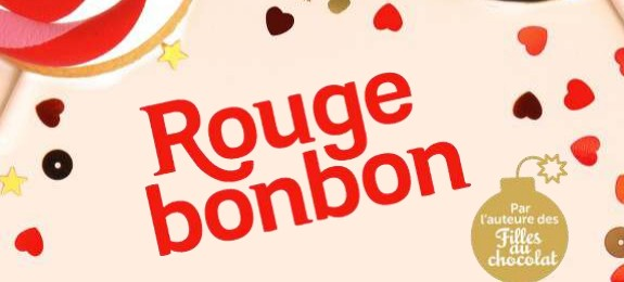 Rouge bonbon – Cathy Cassidy