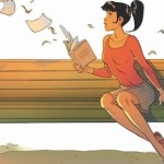 Un petit livre oublié sur un banc, 2/2 – Jim & Mig