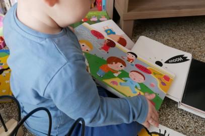 Les livres de bébé lecteur #9