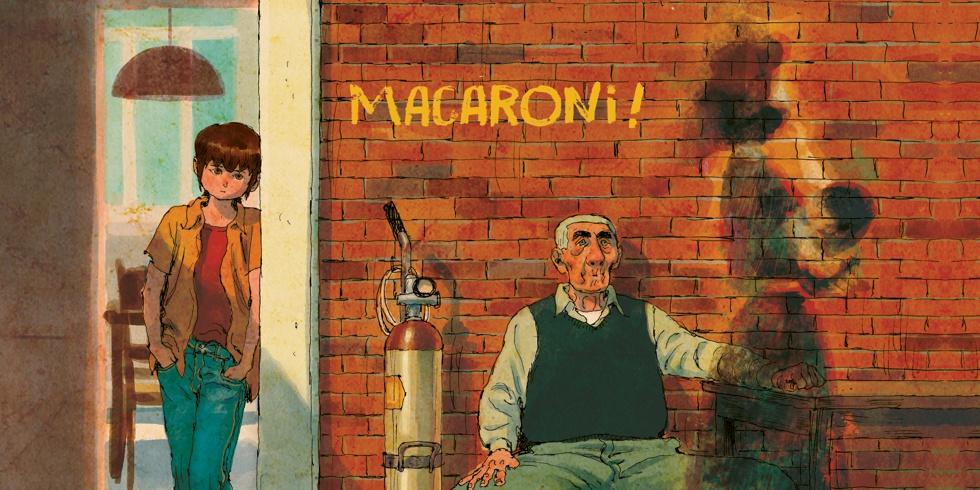 Macaroni ! – Vincent Zabus & Thomas Campi