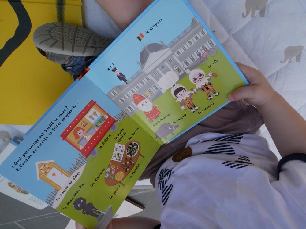 Les livres de bébé lecteur #12