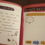 Mon carnet de lecteur et lectrice – Elisabeth Brami (concours inside)