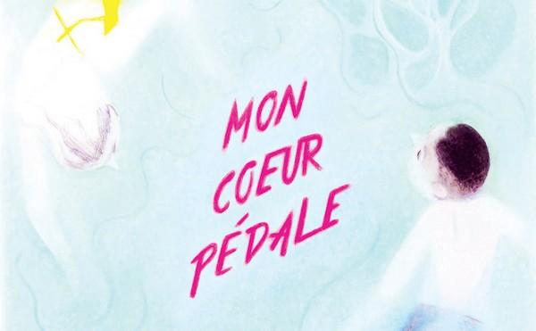 Mon coeur pédale – Simon Boulerice et Emilie Leduc