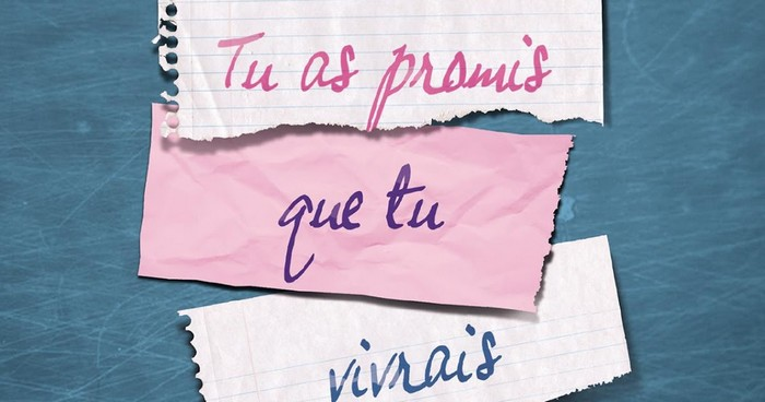 Tu as promis que tu vivrais pour moi – Carène Ponte
