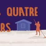 Les quatre gars – Claire Renaud