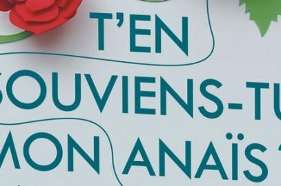 T'en souviens-tu, mon Anaïs ? – Michel Bussi