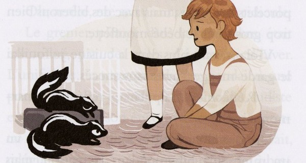 Calpurnia, apprentie vétérinaire – Jacqueline Kelly