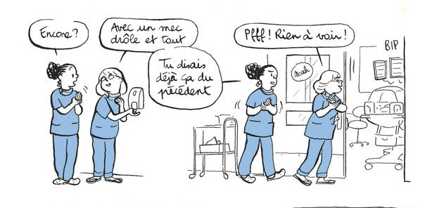 Idéal standard – Aude Picault