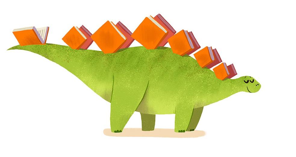 Nos livres sur les dinosaures